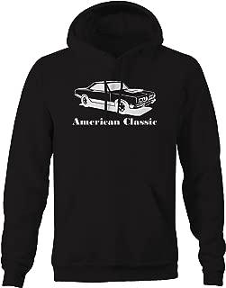 American Classic Plymouth Mopar Barracuda 'Cuda Muscle Car Sweatshirt