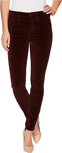 Joe's Jeans - Icon Ankle in Merlot