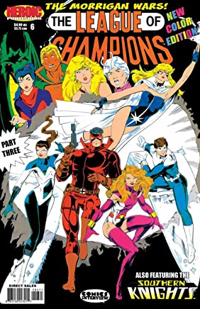 League of Champions #06 (English Edition)