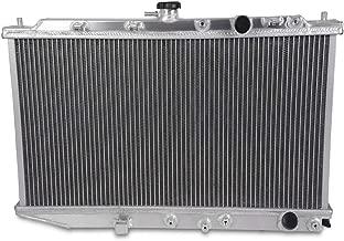 New For Honda Civic EF CRX 88-91 Hatchback Manual M/T Manual Aluminum 2 Row Radiator