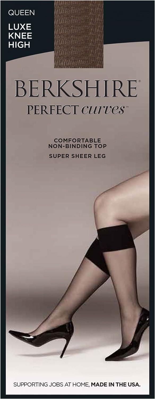 Queen Comfort Top Luxe Knee Highs