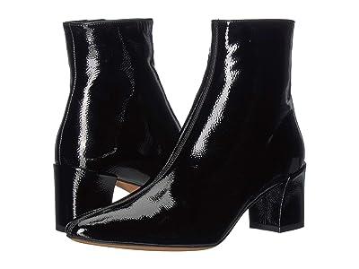 Vince Lanica (Black Chic Patent Leather) Women