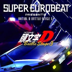 SUPER EUROBEAT presents INITIAL D BATTLE STAGE 3