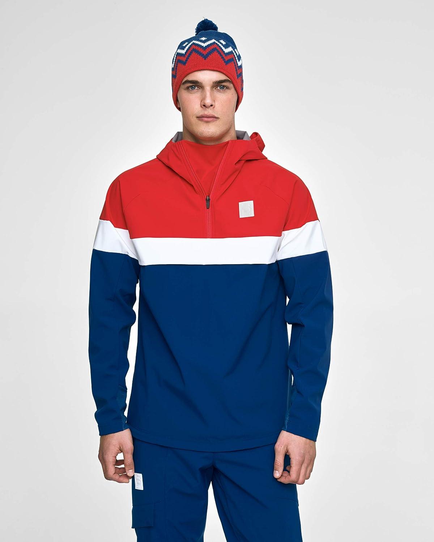Lightweight Softshell Jacket B D/ÆHLIE Daehlie Mens Kollen Anorak