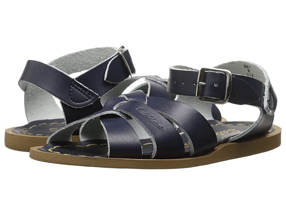 Salt Water Sandal by Hoy Shoes The Original Sandal (Toddler/Little Kid) (Navy) Kids Shoes