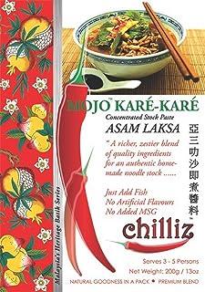 Chilliz Assam Laksa Paste 200 g, 200 g, Assam Laksa