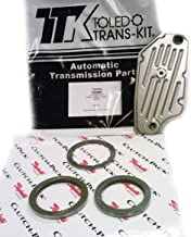 4R44E 5R55E TRANSMISSION REBUILD KIT + CLUTCH PACK - 2WD
