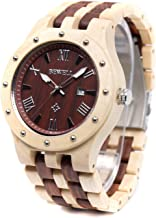 all natural wood watch