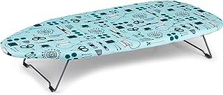 Beldray LA023735SEW Mini/Petite Planche à Repasser, Peu Encombrante, 73 x 31 cm, Motif de Couture, Idéale Table Repassage ...