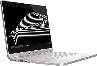 Porsche Design Book One Uk Keyboard 512Gb Ssd 16Gb Ram Inter I7 7Th Gen. Convertible 2 In 1 Laptop Tablet International Ve...
