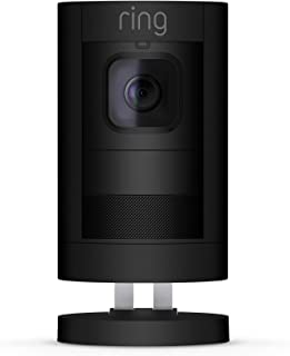 Ring Stick Up Cam Battery HD Security Camera with Two-Way...