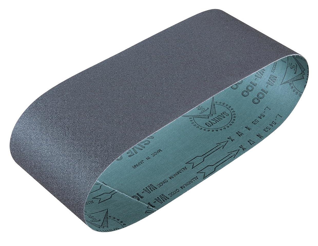 識字もし接続詞マキタ(Makita) サンディングベルト #120 100×610mm 木工用 (5枚入) A-24197