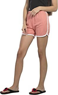 Alan Jones Women's Cotton Casual Shorts
