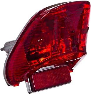 MT Lanterna Traseira Titan/00 Vermelha