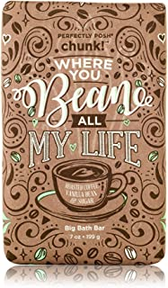 Perfectly Posh Where You Bean All My Life Chunk Soap