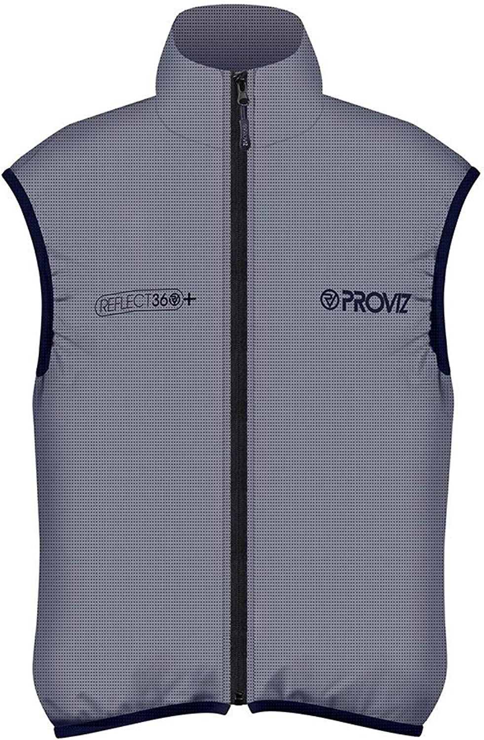 Proviz Reflect360+ Women's Reflective Cycling Vest, Silver
