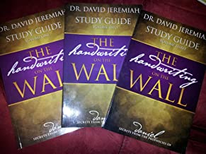 The Handwriting on the Wall Study Guides (vols 1, 2 & 3) 2007 (The handwriting on the wall)