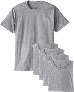 hanes 5.2 oz comfortsoft cotton t shirt
