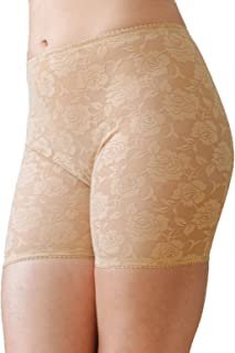 Bandelettes Elegance Elastic Anti-Chafing Lace Panty Shorts - Prevent Thigh Chafing