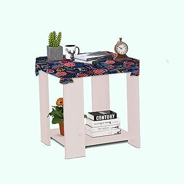 Aart Store Engineered Wood Bedside Table, End Table Bed, Bed Side Table Side for Living Room