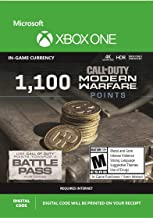 1,100 Call of Duty: Modern Warfare Points - Xbox One [Digital Code]