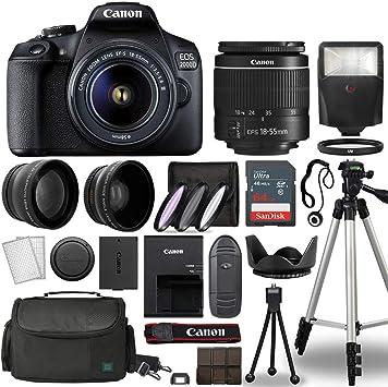 Canon EOS 2000D / Rebel T7 Digital SLR Camera Body