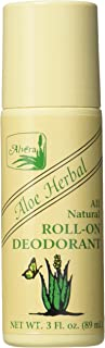 Alvera Deod Aloe Herb (Pack of 6)