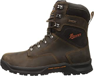 "Danner Men's Crafter 8"" Plain Toe - M"