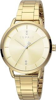 ساعة ميسي كوارتز عصرية للنساء من اسبريت، موديل ES1L215M0085