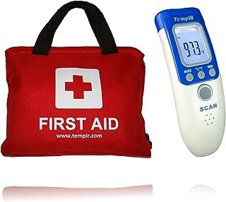 Kit de Primeros Auxilios Bolsa 108 Cosas Y Termometro Sin Contacto - TempIR