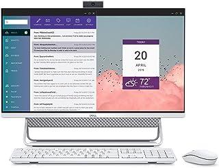 Dell (デル) Inspiron 5400 オールインワン 23.8インチ フルHD タッチ 1080p ディスプレイ - 第11世代 Intel(インテル) Core i3 8GBメモリ 1TB HDD Intel(インテル) UHDグラ...