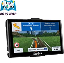 Car GPS Navigation,7 inch 8GB HD GPS Navigation for Car, Free Lifetime map Updates ,Fast Positioning Speed Limit Reminder Driving Alarm ,Real Voice Sat Nav