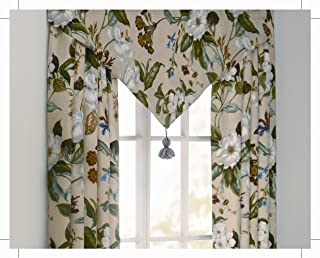 Williamsburg Garden Images Lined Drapery Panel Pair