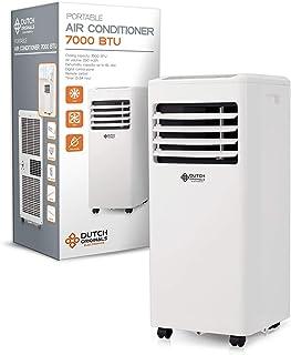 DUTCH ORIGINALS Condizionatore Portatile 9000 btu, Condizionatore portatile con tubo, Climatizzatore 3 in 1, Condizionator...