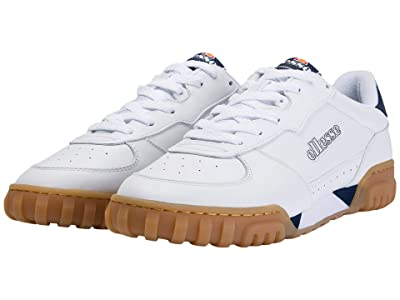 Ellesse Tanker Lo (White/Dark Blue/Gum) Men