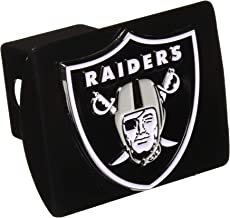 FANMATS 22598 Black Hitch Cover