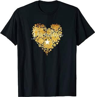 Best hamilton t shirt Reviews