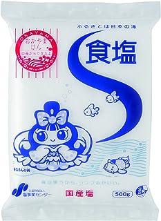 食塩 500g×12袋