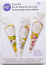 Wilton Cello Bags, Candy Buffet, 30 Bags Per Pack (1 Pack)