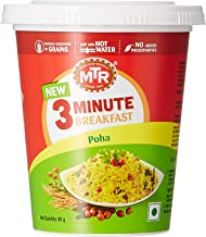 MTR 3 Minute Breakfast Poha Box, 80g