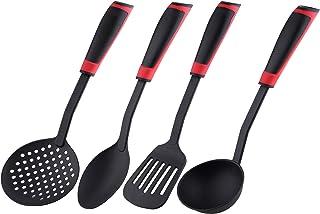 San Ignacio PK1476 Set 4 utensilios de cocina Toledo-nylon