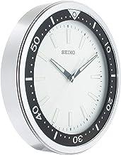 ساعة حائط من سيكو، انالوج، بيضاء اللون - QXA723SLS