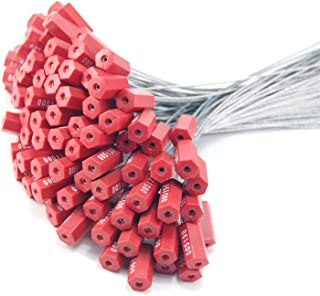 comprar comparacion Cable con cierre de seguridad Zhengcheng (R) SL-06H, 50unidades