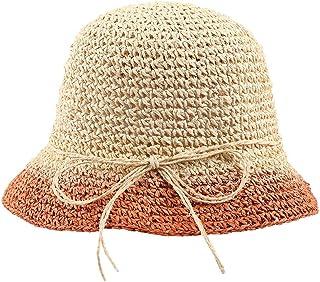 JJXSHLFL Vacation Seaside Beach Hat Wild Visor Foldable Portable Cap (Color : Orange, Size : One Size)