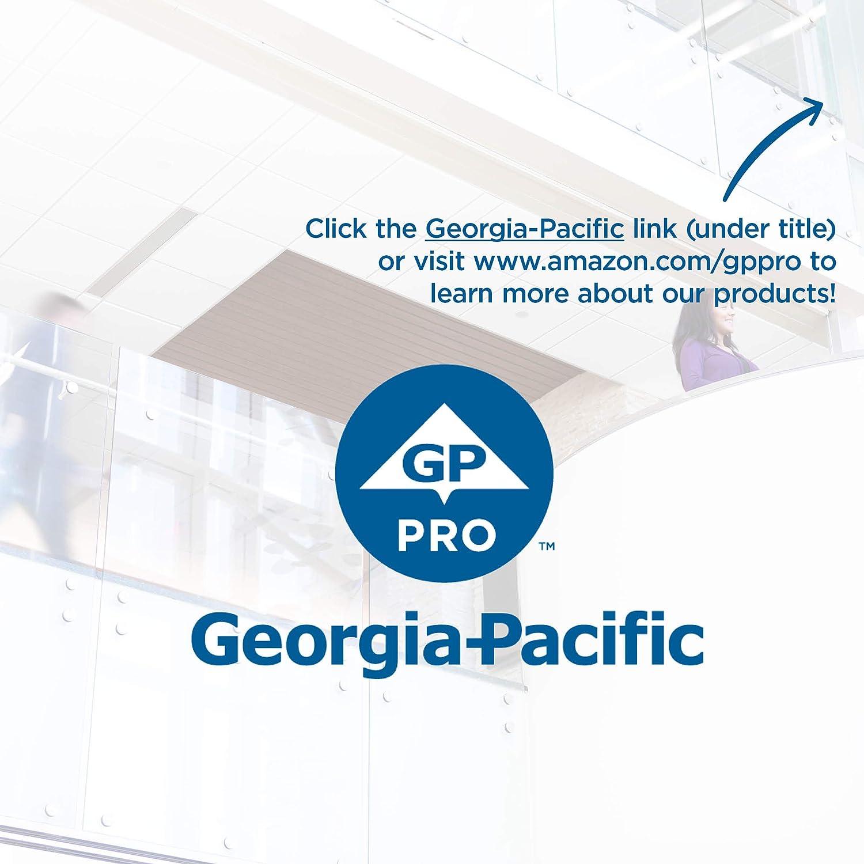 Pacific Garden Foam Hand Soap Refill by GP PRO (Georgia-Pacific), Dye and Fragrance Free, 43711, 1200 mL Per Refill, 4 Refills Per Case: Hand Washes: Industrial & Scientific