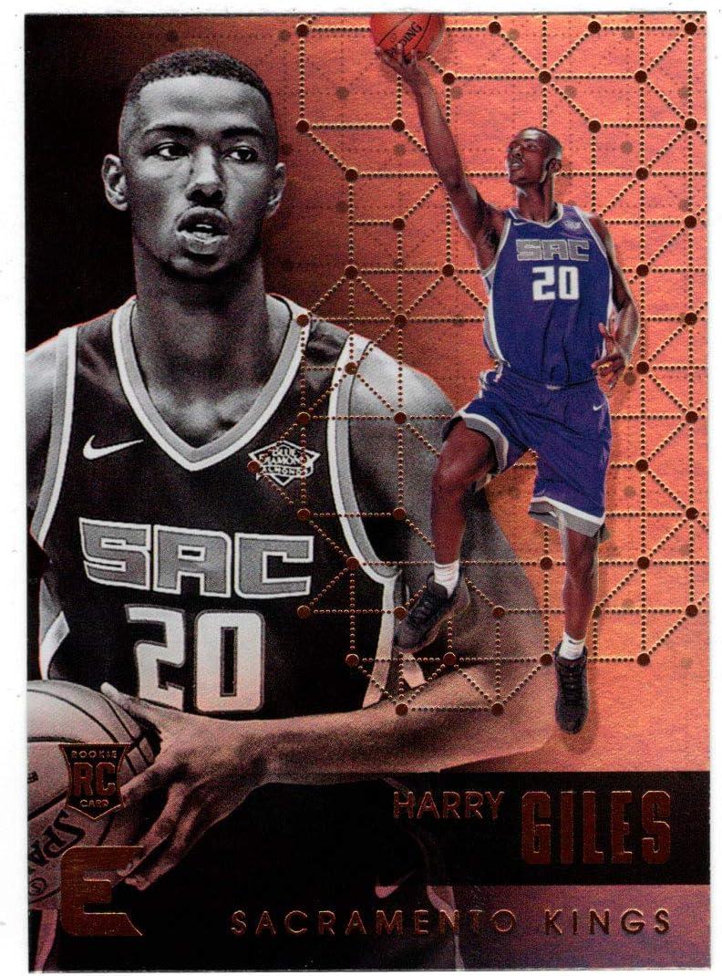Harry Giles RC - Sacramento 2017-18 Pani Cash special Spasm price price Kings Basketball Card