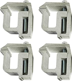 Pack of 4 Tite Lok Truck Cap Topper Camper Shell Mounting Clamps Heavy Duty TL-2002