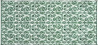 Camco Green Swirl 42840 Awning Leisure Mat 8' x 16'