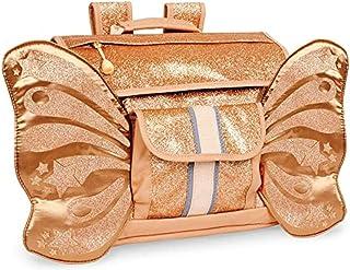 Bixbee Girls' Backpack Sparkalicious Butterflyer, Medium