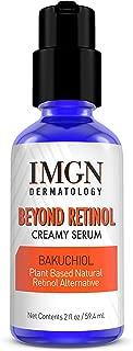Bakuchiol Better than Retinol? Anti Aging Anti Wrinkle Cream Serum with Hyaluronic Acid Unmatched G3L Delivery System LARGE 2 fl oz/59.4 ml (2 fl oz)